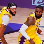Final NBA: LA Lakers Taklukkan Miami Heat di Gim Pertama