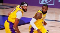 Final NBA: LA Lakers Taklukkan Miami Heat di Gim Pertama