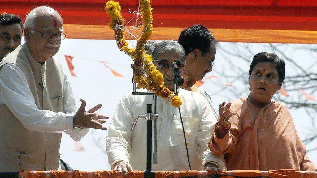 Pengadilan India Bebaskan Petinggi BJP dalam Kasus Pembongkaran Masjid Kuno