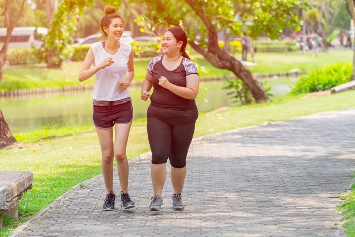 olahraga untuk orang obesitas
