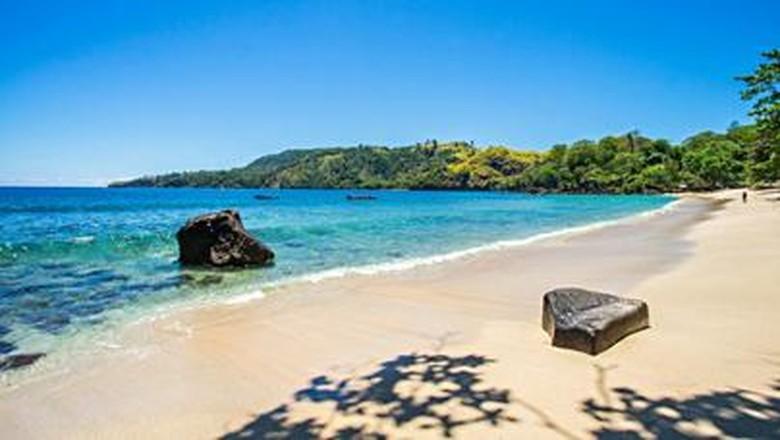 Pantai Pulisan di Likupang