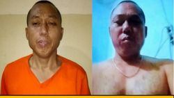 Wanted! Napi Cai Changpan yang Kabur dari LP Tangerang Masuk DPO