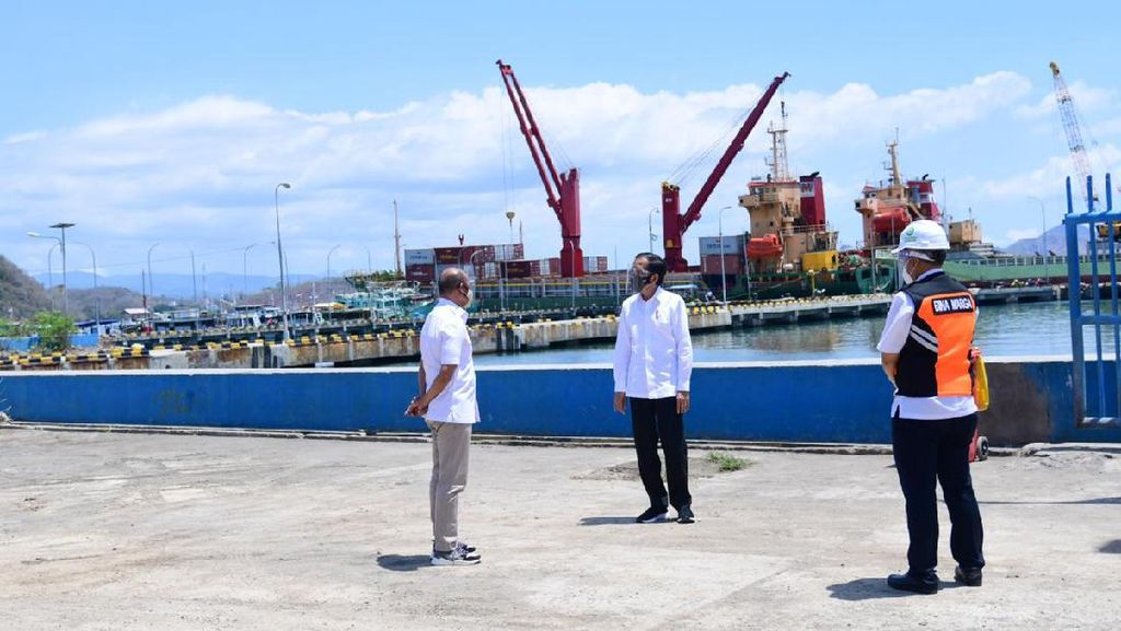 Ke Labuan Bajo saat Pandemi, Ini yang Dilakukan Jokowi
