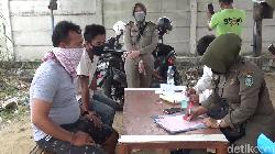 Sepekan Razia Protokol COVID di Parepare, 284 Orang Langgar Penggunaan Masker