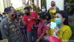 Beda, Razia Protokol Kesehatan di Mojokerto Justru Dapat Uang