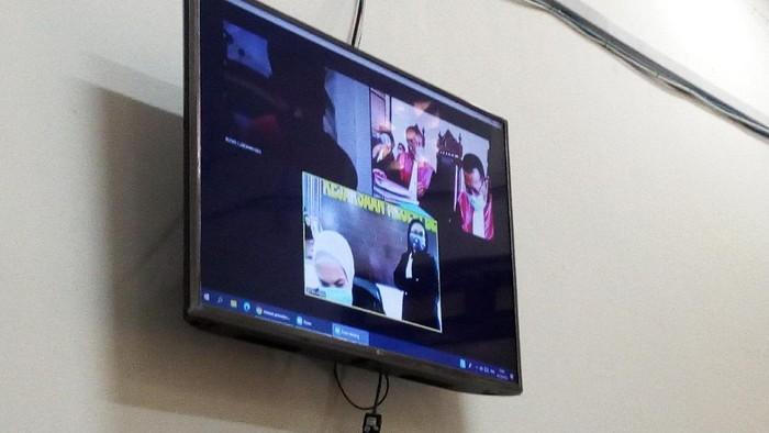 Sidang kasus YouTuber hina istri Nabi Muhammad (Datuk Haris-detikcom)