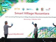 Dukung Digitalisasi Desa, Telkom Resmikan Smart Village Nusantara