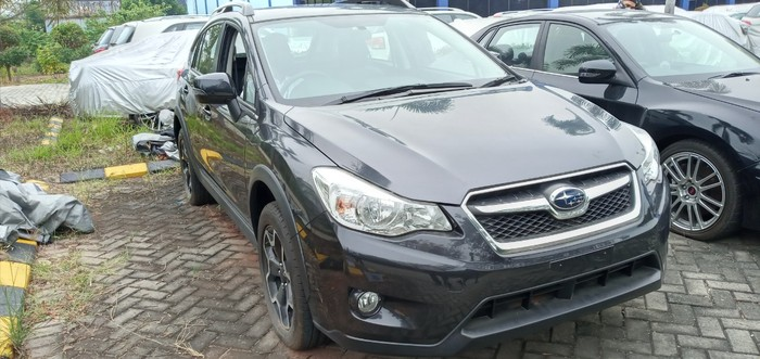 Subaru Rampasan Negara Dilelang