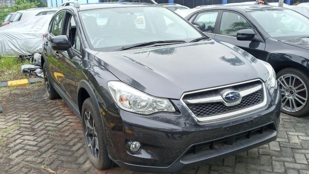 Subaru Sitaan Negara Dilelang Rp 100 Jutaan, Begini Cara Ikutannya