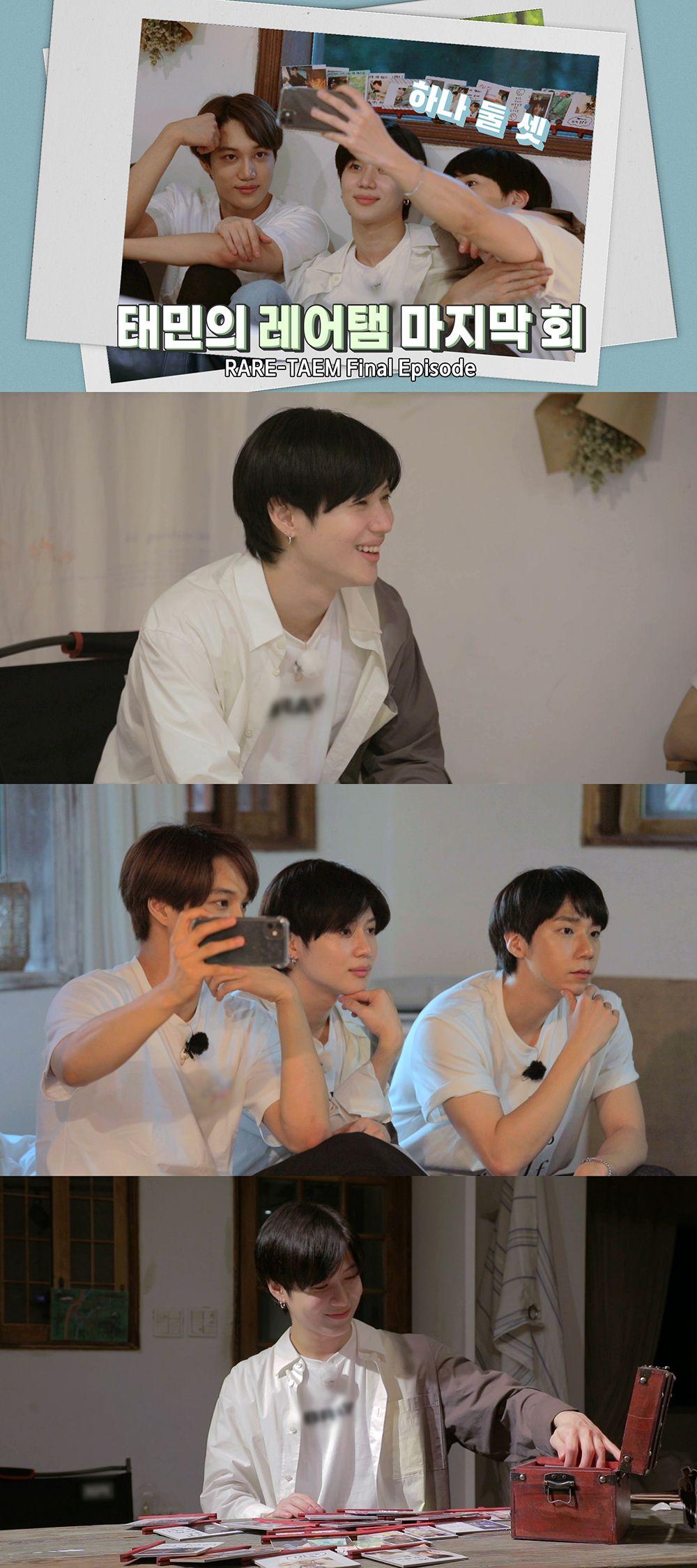 Taemin SHINEE, Kai EXO, dan Timoteo HOTSHOT