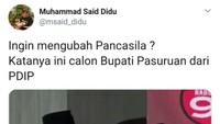 Viral Teno Prasetyo Terapkan Ekasila Jika Menang Pilwali Pasuruan