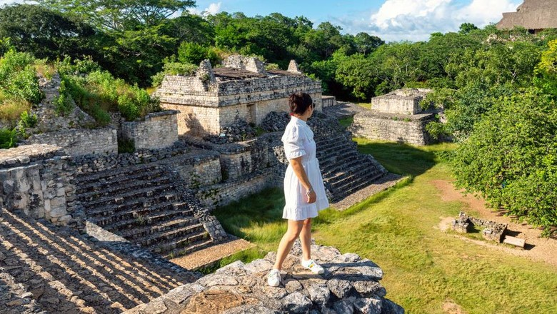 Objek wisata di Meksiko.