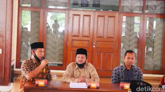 Wakil Ketua DPRD Kota Tegal Wasmad Edi Susilo