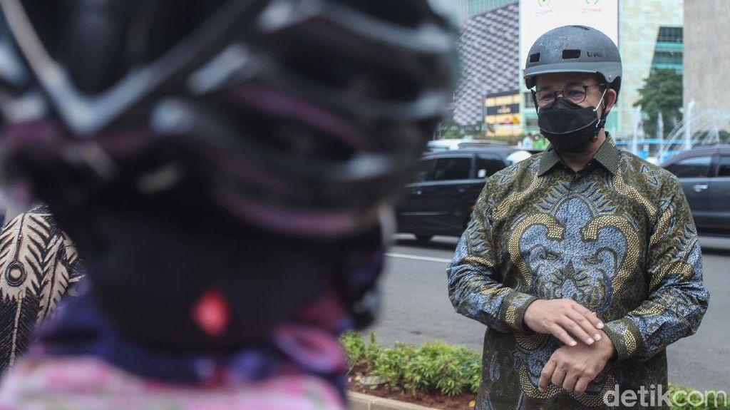 DKI Naikan UMP 2021 Jadi Rp 4,4 Juta Bagi Perusahaan Tak Terdampak Pandemi