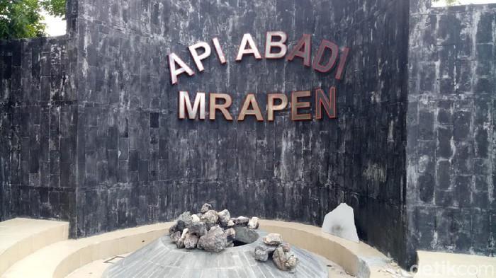 Penampakan api abadi Mrapen padam, Jumat (2/10/2020). Pertama kalinya dalam sejarah api abadi Mrapen padam total, sebelumnya pada 1996 api sempat meredup namun tak sampai padam.