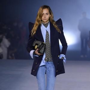 10 Koleksi Terbaru Balmain di Paris Fashion Week 2020