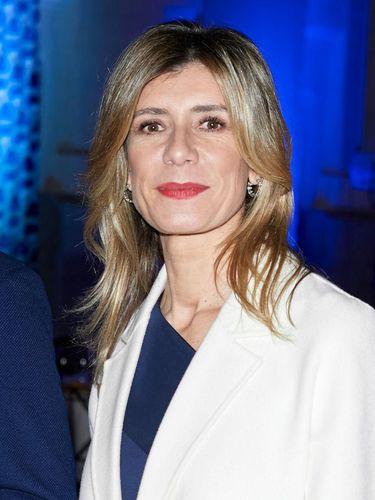 Istri Perdana Menteri Spanyol Begona Gomez.