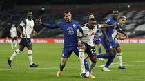 Chelsea Vs Tottenham: Duel Dua Tim Papan Atas yang Sedang Bagus-bagusnya