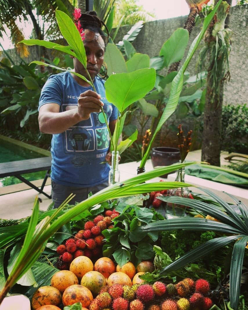 Cerita Chef Toto Sajikan Makanan dari Hutan Papua untuk Mick Jagger