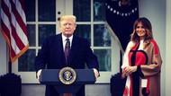 Batuk Melanda Bikin Melania Gagal Ikut Kampanye Trump di Pennsylvania