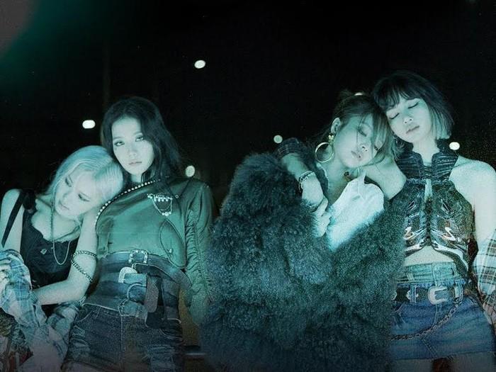 Gaya Blackpink di Video Lovesick Girls