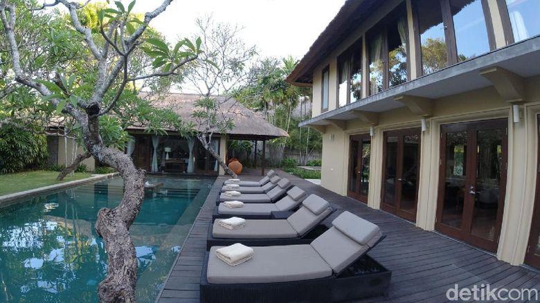 Hotel-hotel di Bali menerapkan protokol kesehatan