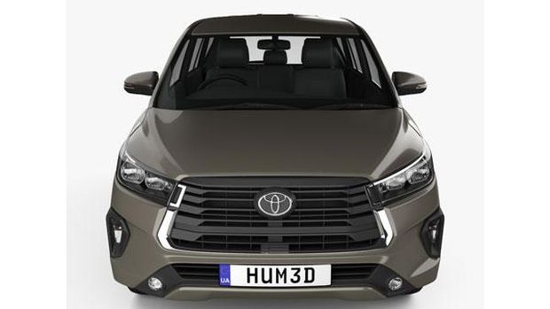 Toyota Kijang Innova Facelift terbaru