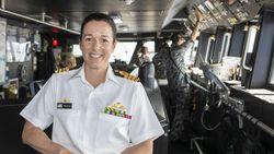Kapten Hay Bicara Peran Wanita di Militer dan Keluarga