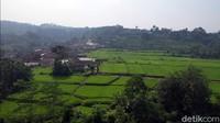 Agus Ramdan pegiat desa wisata mengatakan Desa Parungseah memang sudah berproses kepada desa wisata berkelanjutan.