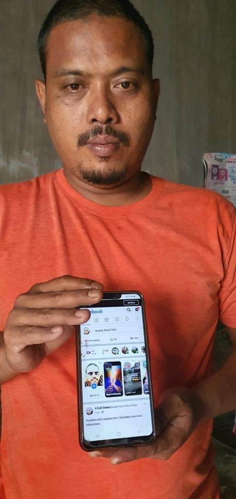 Ketua MUI di Tanjungbalai yang hina Ma'ruf Amin