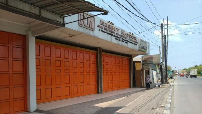 Lokasi pemulung tidur dirampok-dihantam balok di Cikarang Barat