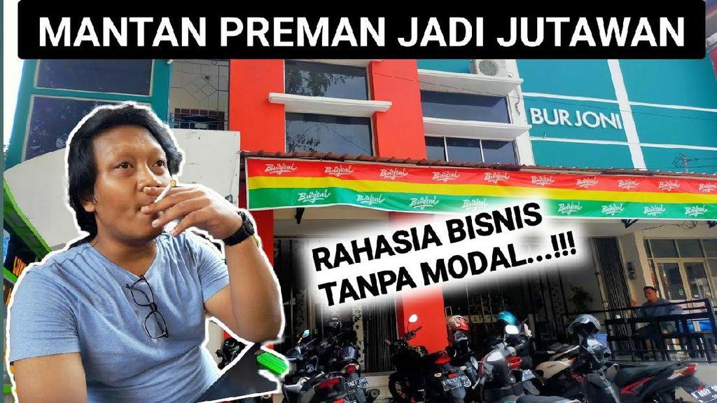 Mantan Preman Buka Warung Burjo, Omzet Rp 2 Juta Sehari!
