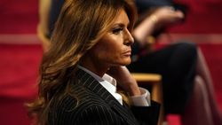 Susul Obama, Melania Trump Akan Tulis Buku Memoar soal Gedung Putih?