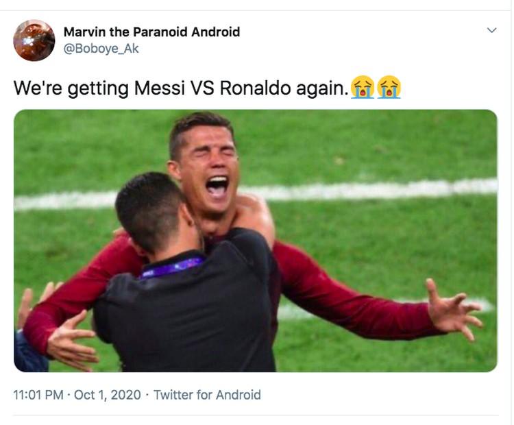 Meme Ronaldo