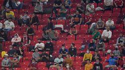 UEFA Izinkan Penonton Hadir di Stadion, Maksimal 30 Persen