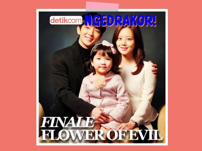Podcast ngedrakor! episode finale Flower of Evil