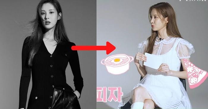 diet seohyun snsd selama 13 tahun demi tubuh ideal