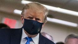 Cuitan Trump soal Kebal Corona Ditandai Menyesatkan oleh Twitter