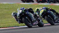 Motor Yamaha Bermasalah Sejak Tes Pramusim MotoGP di Sepang