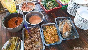 Ada Nasi Liwet hingga Ikan Cere Goreng di 5 Warung Makan Kampung Ini