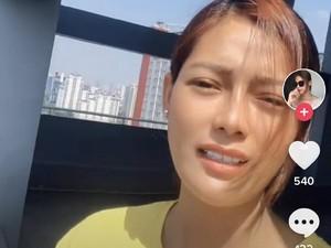 Kisah Wanita Sembuh dari Corona Setelah 21 Hari, Curhat di TikTok Jadi Obat