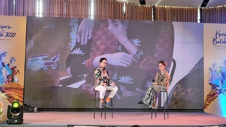 Acara Karisma Batik 2020: Bangga Pakai Batik