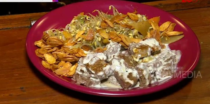 Bikin Laper! Teppanyaki Beef dan Chicken dengan Saus Creamy
