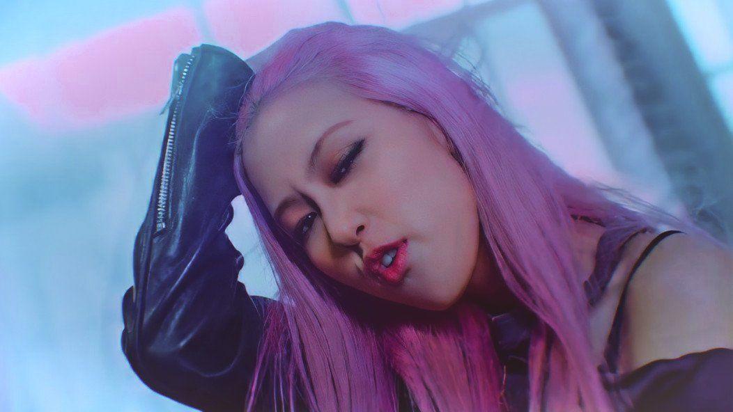 Blackpink di MV Lovesick Girls