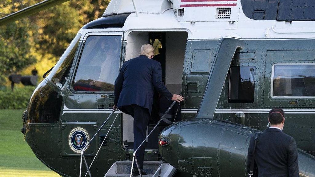 Trump Akan Gelar Acara Perpisahan Sebelum Pelantikan Joe Biden