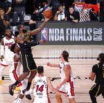 Final NBA 2020: LA Lakers Vs Miami Heat Kini 2-0