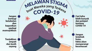 Cara Melawan Stigma buat Mereka yang Terkena COVID-19