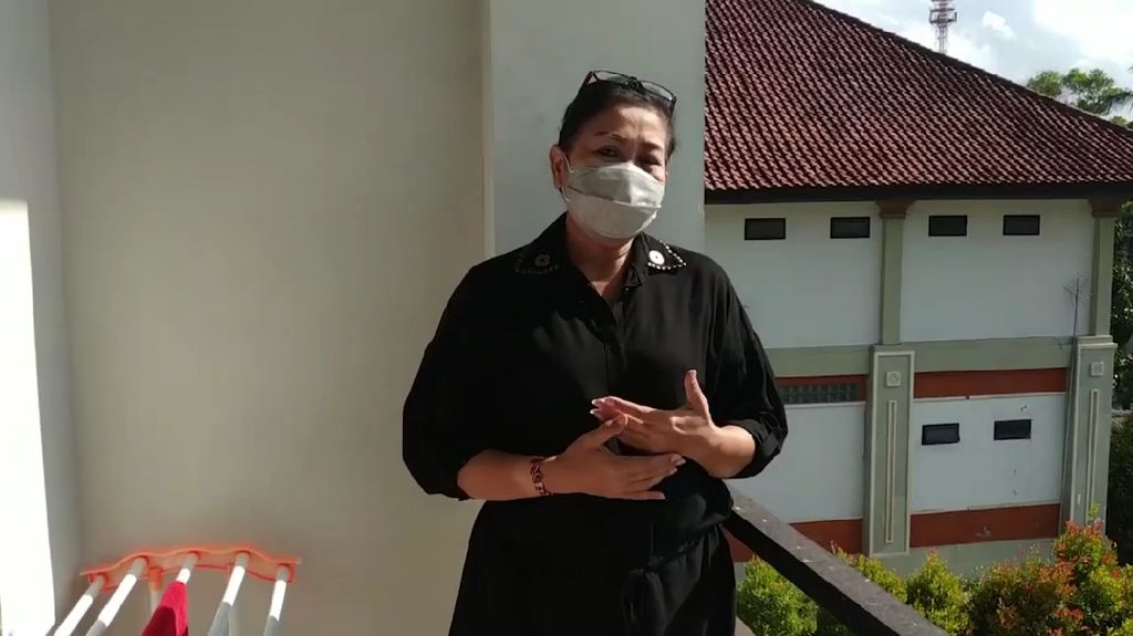Usai Karantina 9 Hari, Istri Gubernur Bali: Tepat Purnama Negatif Corona