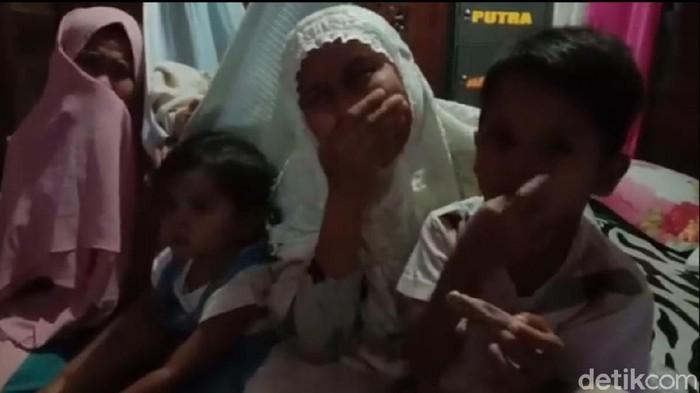 Istri Sulaiman Marpaung meminta maaf ke Wapres Maruf Amin atas unggahan kolase foto dengan bintang porno Jepang (Screenshot video viral)