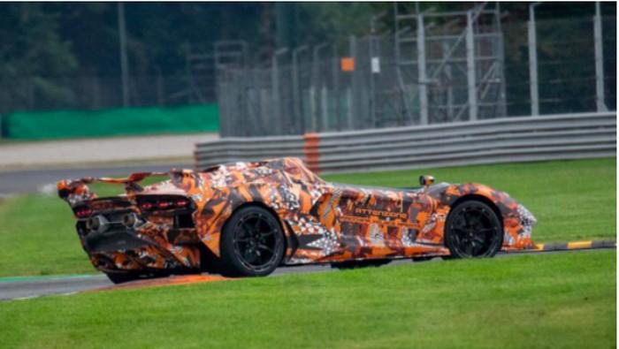 Mobil Super Lamborghini